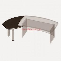 Приставной стол Альянс 21/109 (775*1115*Н760)