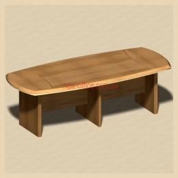 Конференц стол Софт 26/302 (2500*1090*Н786)
