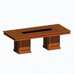 Конференц стол Классик 22/702 (2500*1170*Н790)