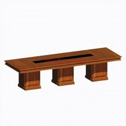 Конференц стол Классик 22/703 (3500*1170*Н790)