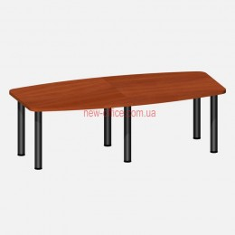 Конференц стол Гранд 3/601 (2352*1120*H750)