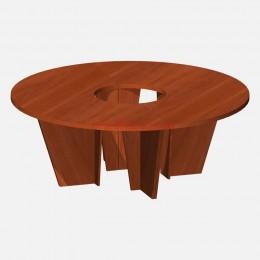 Конференц стол Гранд 3/605 (2000*2000*H750)