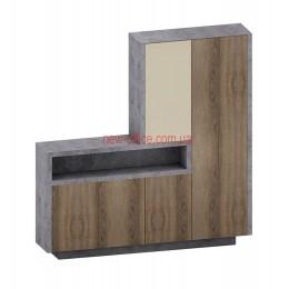 Шкаф с гардеробом Урбан 30/817 (2204*400*H2258)