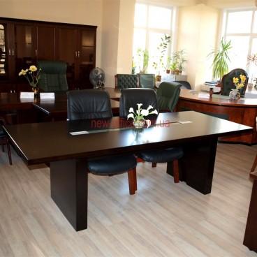 Конференц стол Грасп GRS-FT (2400*1000*Н760)