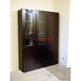 Стенка шкафов Грапс GRS-919 и GRS-519 (1400*420*Н1974)