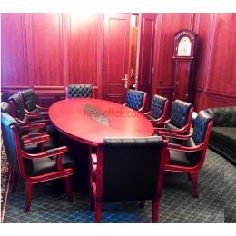 Конференц стол Антарес (3500*1400*Н760)