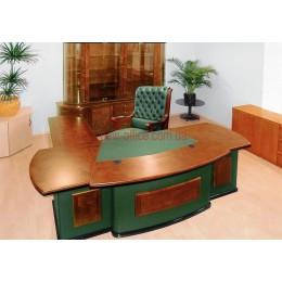 Стол руководителя Антарес-2447 (2400*2000*Н760)