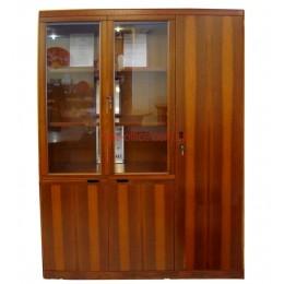 Шкаф гардероб Мукс орех YCB-509B (1480*420*Н2018)