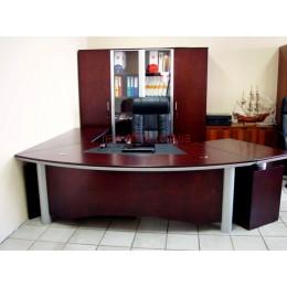 Стол руководителя Мукс YDK-3009 (2800*2140*Н760)