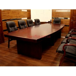 Стол конференционный Мукс YFT-103 (3000*1300*Н760)