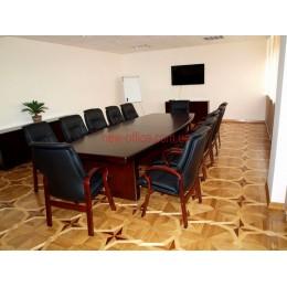 Стол конференционный Мукс YFT-103 (3500*1400*Н760)