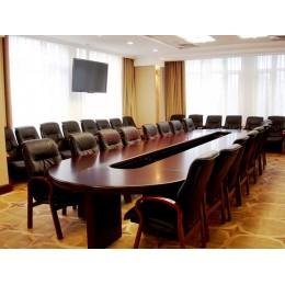 Стол конференционный Мукс YFT-106А (6000*1800*Н760)