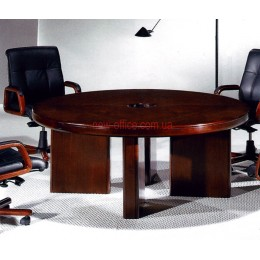 Стол конференционный Мукс YFT-120 (1800*1800*Н760)