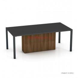 Конференц стол Промо Топ 33/911 (2000*1000*Н761)