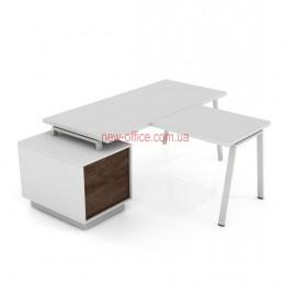 Стол Промо Топ Комби R33-L1600 приставка (1600*1600*Н761)