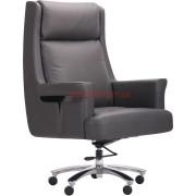 Кресло VIP Франклин (Franklin) Grey DT кожа серая