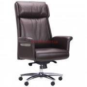 Кресло VIP Труман (Truman) Brown MF кожа коричневая