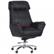 Кресло VIP Вилсон (Wilson) Black DT кожа черная