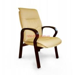 Кресло кожаное Монако CF EXTRA LE бежевый