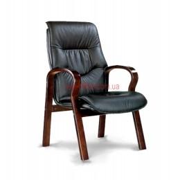 Кресло кожаное Монако CF EXTRA LE черный
