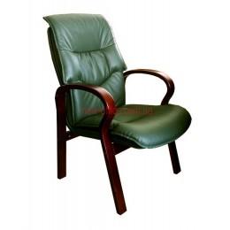 Кресло кожаное Монако CF EXTRA LE зеленый