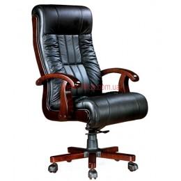 Кресло Мурано EXTRA MB кожа черная