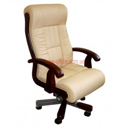 Кресло Мурано EXTRA MB кожа бежевая