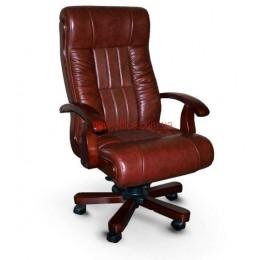 Кресло Мурано EXTRA MB кожа коричневая