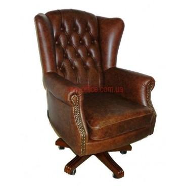 Кресло кожаное Принц EX ANYFIX YA