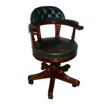 Кресло кожаное Скиф EX ANYFIX YA