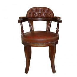 Кресло кожаное Скиф EXTRA CF YA