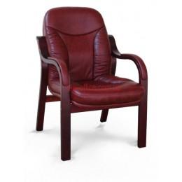 Кресло кожаное Гранд EX CF DA коричневое