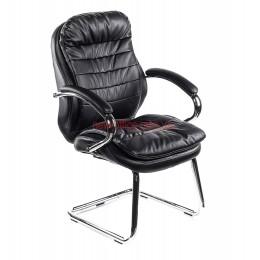 Кресло Валенсия CF Chrome черный