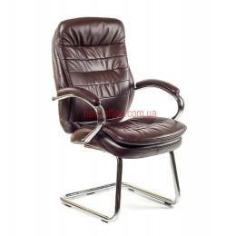 Кресло Валенсия CF Chrome коричневый