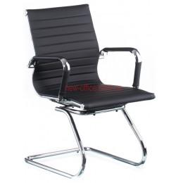 Кресло Солано (Solano) конференц ECO черный