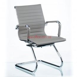 Кресло Солано (Solano) конференц ECO серый