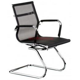 Кресло Солано (Solano) конференц Сетка черный