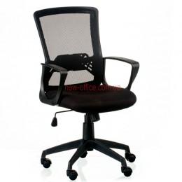 Кресло Адмит (Admit) Сетка черный