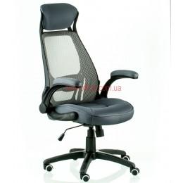 Кресло Бриз 2 (Briz 2) Сетка серый