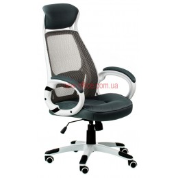 Кресло Бриз (Briz) Сетка серый