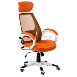 Кресло Бриз (Briz) Сетка оранжевый