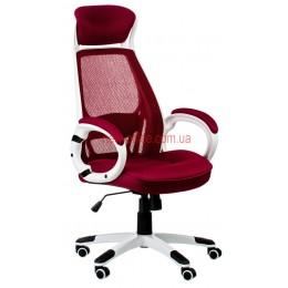 Кресло Бриз (Briz) Сетка красный