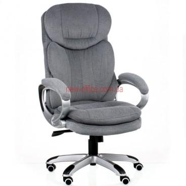 Кресло Лордос (Lordos) Ткань - серый