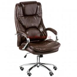 Кресло Рейн (Rain) Tilt Кожа коричневый
