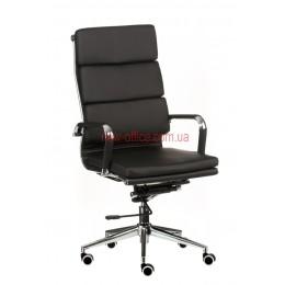 Кресло Солано 2 (Solano 2) ECO черный