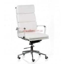 Кресло Солано 2 (Solano 2) ECO белый