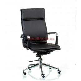 Кресло Солано 4 (Solano 4) ECO черный