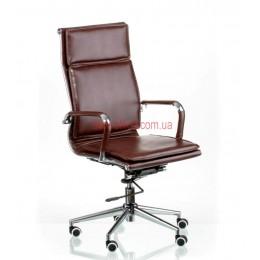 Кресло Солано 4 (Solano 4) ECO коричневый