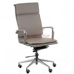 Кресло Солано 4 (Solano 4) ECO серый