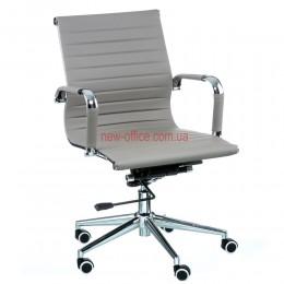 Кресло Солано 5 (Solano 5) ECO серый